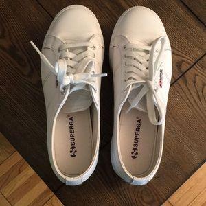 Like New Superga platform sneaker